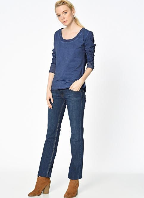 Mustang Jean Pantolon | Girl's Oregon - Regular Renkli